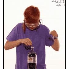 콜라 실험