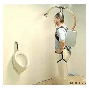 Urinal-defecation-device