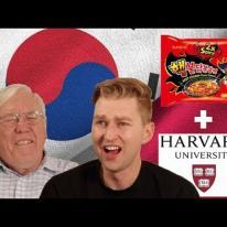 하버드 동양학 박사와 한일관계의 역사에 대해 핵불닭볶음면을 먹으며 대화하기!