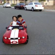 어린이 운전기술