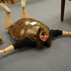 거북이가 되고 싶은 여인