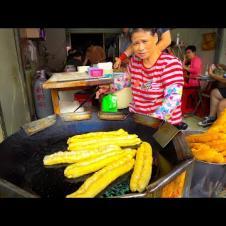 Street Food in Taiwan : #1 BREAKFAST + CACTUS ICE CREAM!! BEST Taiwanese Street Food in Penghu!!