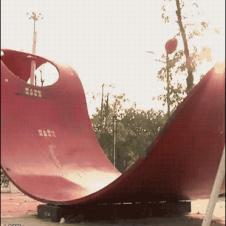 스케이트보드 기술