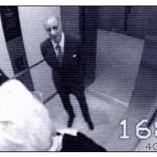 Elevator-trapdoor