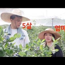 한국 시골 국제 커플의 찐 사랑