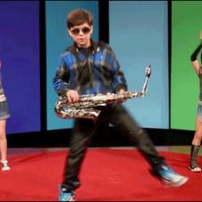 Saxophone-dance-loop