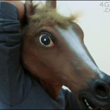 Horse-mask-inception