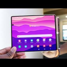 Samsung Galaxy Z Fold 2 Unboxing: 3 Major Upgrades!