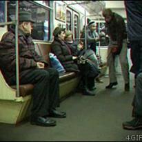 지하철 소화기