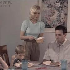 Dinner-yuck-food-reaction