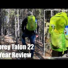 Osprey Talon 22 - 3 year review