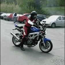 Motorcycle-ghostride