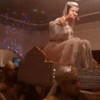결혼식 축하파티