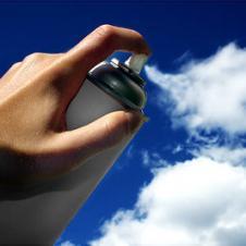에프킬라로 구름을 만드는 사람
