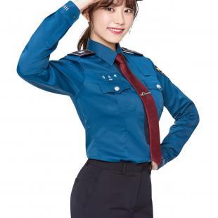 소혜 경찰 코스프레