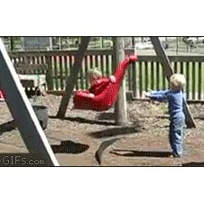 Swing-double-fail