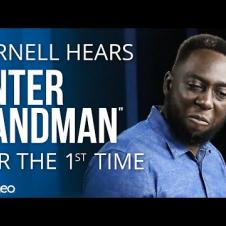 "Larnell Lewis Hears ""Enter Sandman"" For The First Time"