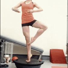 균형잡기 연습