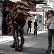 Velociraptor-dinosaur-costume