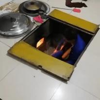 반지하 주방