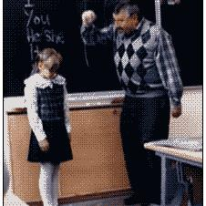 Girl-kicks-abusive-teacher-in-groin