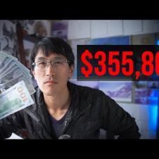 How much I spend in a month (as a millionaire)