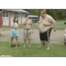 Fat-guy-Slip-Slide