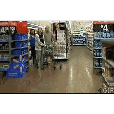 Walmart-moonwalk-shopping-cart