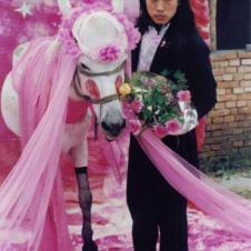 별난 결혼사진