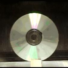 CD를 실제로 구워보면.gif