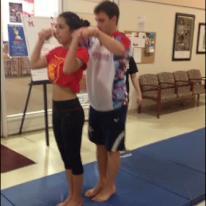 Gymnastics-feet-backflip