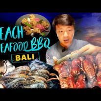 BEACH SEAFOOD LOBSTER BBQ & BEST Restaurant in Bali?!