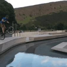 자전거 점프