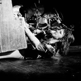 Emerson, Lake & Palmer의 Keith Emerson