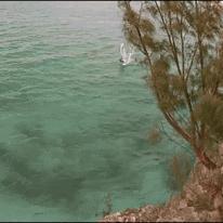 절벽 다이빙