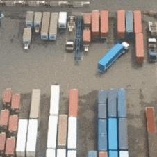 초보 트럭기사가 해버린 돌이킬수 없는 실수