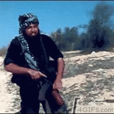 Jihadis-gun-explodes