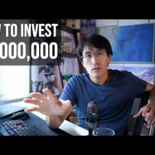 Investing a Million dollars in the stock market (as a millionaire)