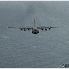C-130 Angel flare decoy