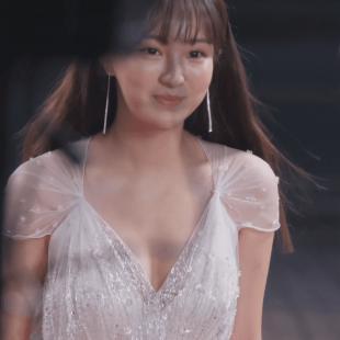 KBS 연기대상 정혜성 드레스