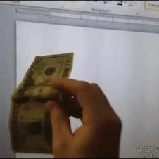 돈 복사 매직