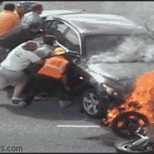 차량사고 인명구조