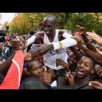 History Made: Eliud Kipchoge Runs 1:59 Marathon