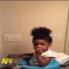 Babys-hair-explodes