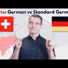 How Different are Swiss German and Standard German?