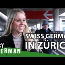 Speaking Swiss German in Zürich | Easy German 335
