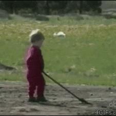 Kid-shoveling-fail