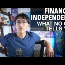 Financial Independence: What no one tells you (as a millionaire)