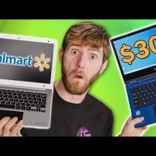 Are Walmart's $150 Laptops Shockingly Good... or Shockingly Bad?