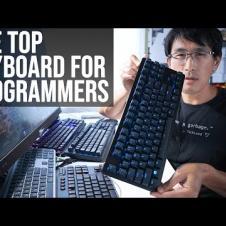 The top programming keyboard showdown (Huntsman vs G915 vs Apex Pro vs MX Keys)